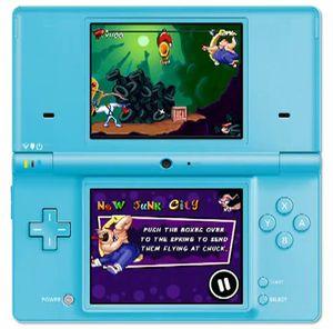 Earthworm Jim на DS